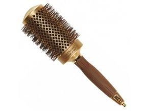 OLIVIA GARDEN NT-54 Nano Thermic Ceramic + ION - kulatý kartáč na vlasy 54mm
