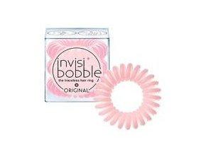 INVISIBOBBLE Original Blush Pink 3ks - Spirálové gumičky do vlasů - světle růžové