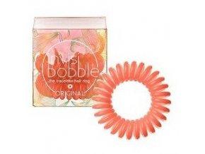 INVISIBOBBLE Original Sweet Clementine 3ks - Spirálové gumičky do vlasů - oranžové