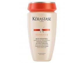 KÉRASTASE Nutritive Bain Magistral 250ml - vyživující šampon pro silně vysušené vlasy