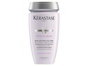 KÉRASTASE Specifique Bain Anti-Pelliculaire Shampoo 250ml - omezuje tvorbu lupů až na 8 týdnů