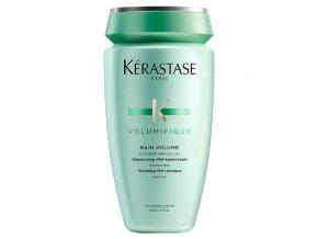 KÉRASTASE Volumifique Bain Volume 250ml - šampon pro objem jemných vlasů