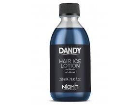 DANDY Hair Ice Lotion 250ml - posilující a osvěžující lotion