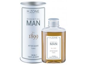 H.ZONE Essential Man No.1899 After Shave Tonic 100ml - voda po holení, kořeněná a hluboká vůně