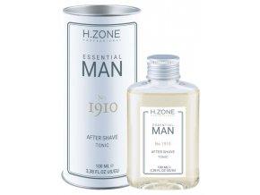 H.ZONE Essential Man No.1910 After Shave Tonic 100ml - voda po holení, tajemná vůně Martini