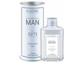 H.ZONE Essential Man No.1975 After Shave Tonic 100ml - voda po holení, mladistvá svěží vůně