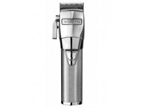 BABYLISS PRO FX8700E Profesionální stříhací strojek na vlasy aku-kabelový 45mm - stříbrný