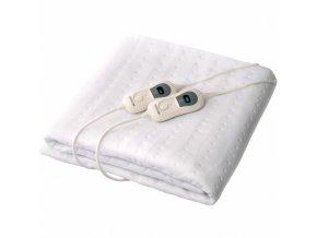 SENCOR SUB 2700WH Elektrická vyhřívací deka pro 2 osoby na dvojpostel 160x140cm