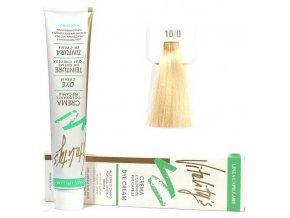 VITALITYS Green Permanentní krémová barva na vlasy - Platinová blond 10-0