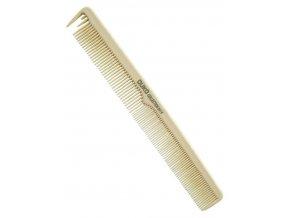 DUKO P8414 Profesionální hřeben bílý 215mm x 29mm, ABS materiál