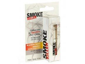 SMOKE KILLER Sprej k odstranění pachu cigaretového kouře z rukou - 10ml