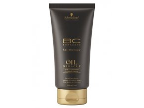 SCHWARZKOPF BC Oil Miracle Gold Shimmer Conditioner s arganovým olejem 150ml