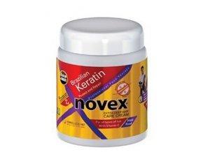 NOVEX Brazilian Keratin Deep Treatment Conditioner 100g - kúra s brazilským keratinem