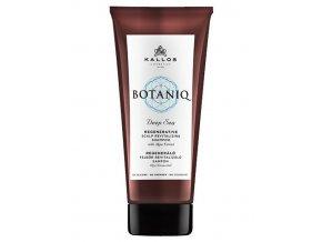 KALLOS Botaniq Deep Sea Regenerative Shampoo 200ml - regenerační šampon