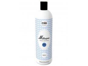 MILAQUA 9% Cream Peroxide 1000ml - oxidant, krémový peroxid vodíku