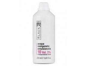 BLACK Professional Krémový 3% peroxid vodíků 250ml - oxidační krém 10vol