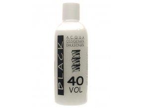 BLACK Professional Krémový 12% peroxid vodíků 250ml - oxidační krém 40vol