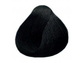 BLACK Sintesis Barva na vlasy 100ml - intenzivní černá 1-00