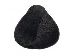 BLACK Sintesis Barva na vlasy 100ml - intenzivní středně hnědá 4-00