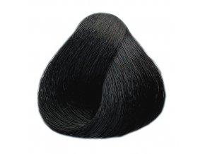 BLACK Sintesis Barva na vlasy 100ml - intenzivní tmavě hnědá 3-00