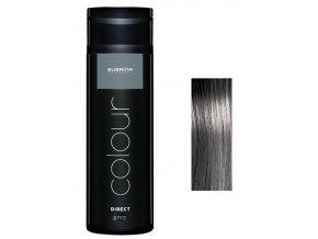 SUBRINA Mad Touch Gelová barva na vlasy Magnetic Grey 200ml - tmavě šedá