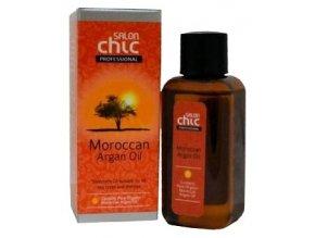 SALON CHIC ARGAN OIL 50ml - Čistý organický marocký arganový olej