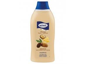 MIL MIL Argan Oil Šampon s Arganovým olejem na barvené vlasy 750ml