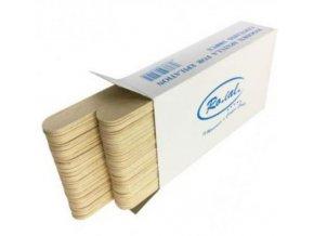 RO.IAL. Dřevěné špachtle k nanášení depilačního vosku 150 x 18mm - 100ks