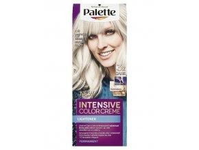 SCHWARZKOPF Palette C9 (9,5-1) Intensive Color Creme - barva na vlasy - Ledově stříbřitě plavá