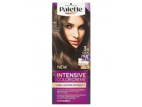 SCHWARZKOPF Palette N5 (6-0) Intensive Color Creme - barva na vlasy - Tmavě plavá