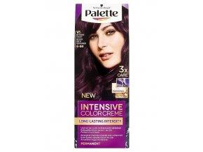 SCHWARZKOPF Palette V5 (6-99) Intensive Color Creme - barva na vlasy - Intenzivní fialová