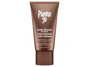 PLANTUR 39 Color Brown kofeinový balzám proti padání vlasů na hnědé vlasy 150ml