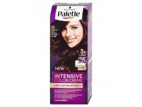 SCHWARZKOPF Palette R2 (3-68) Intensive Color Creme - barva na vlasy - Tmavě mahagonová