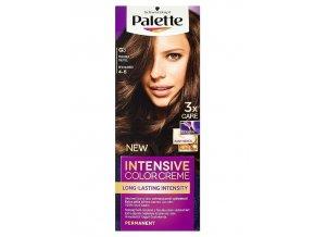 SCHWARZKOPF Palette G3 (4-5) Intensive Color Creme - barva na vlasy - Pralinka
