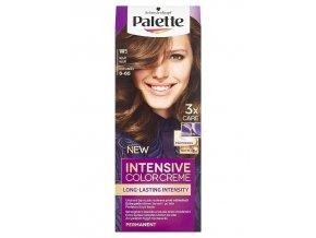 SCHWARZKOPF Palette W5 (6-65) Intensive Color Creme - barva na vlasy - Nugát