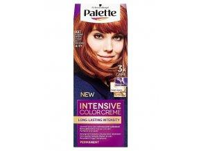 SCHWARZKOPF Palette KI7 (8-77) Intensive Color Creme - barva na vlasy -  Intenzivní měděná