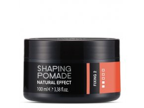 DANDY Shaping Pomade Natural Effect 100ml - tvarující vosk pro dlouhé vousy a vlasy