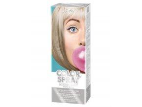 JOANNA Color Spray PASTEL SILVER 150ml - tónovací přeliv ve spreji - stříbrný