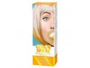 JOANNA Color Spray PASTEL ORANGE 150ml - tónovací přeliv ve spreji - oranžový