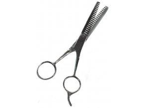 DUKO Nůžky Kadeřnické efilační nůžky na vlasy 6´