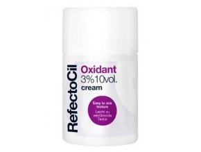 REFECTOCIL Oxidant Cream 3% - Krémový peroxid pro barvy na obočí a řasy 100ml