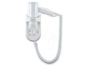 VALERA 533.05 032.05 Premium Smart 1600 Shaver hotelový fén se zásuvkou pro holící strojek - 1600W