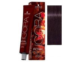 SCHWARZKOPF Igora Royal Opulescence 60ml - permanentní barva na vlasy - Velvet Slate 3-19