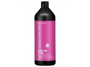 MATRIX Total Results Keep Me Vivid Shampoo 1000ml - šampon pro barvené vlasy