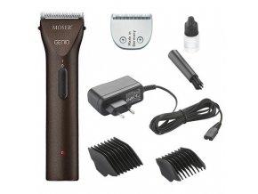 MOSER 1565-0079 Genio Profesionální kontura - zastříhávací aku strojek na vlasy a vousy