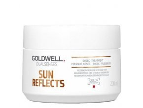 GOLDWELL Dualsenses Sun Reflects After Sun Treatment ochranná 60s. maska na vlasy 200ml