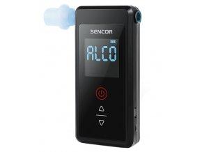 SENCOR SCA BA50FC Profesionální alkohol tester k přesnému zjištění obsahu alkoholu v dechu
