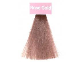 VITALITYS Art Absolute Rose Gold - permanentní barva na vlasy s leskem 100ml