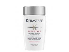 KÉRASTASE Specifique Bain Prevention Shampoo 80ml - šampon proti vypadávání vlasů