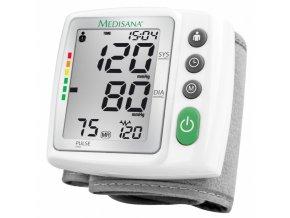 MEDISANA BW 315 Tlakoměr na zápěstí, detekce arytmie a paměť